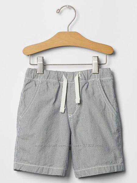 Стильные шорты брендов GAP, OldNavy, Carters для мальчиков 5-8 лет.