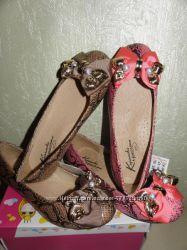 Распродажа. Качественные и модные туфли девочкам от B&G