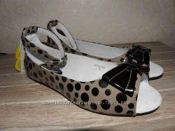 Шикарные летние туфли принцессам по акционной цене. B&G. Торопитесь.