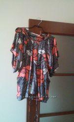 шелковая блуза BGN