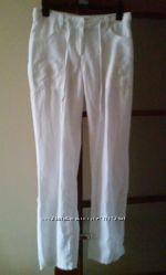 Летние брюки, HM, разм. 38 М, ленхлопок