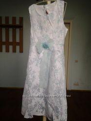 Летнее платье для девочки 10лет