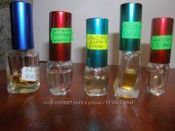 отливанты оригинальной парфюмерии
