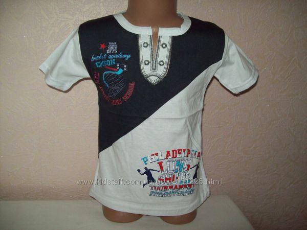Турция. Новые футболки на мальчика