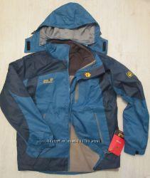 Куртка мужская спортивная зимняя 2 в 1 подросток