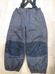 C&A Зимний полукомбинезон полукомбез штаны C&A RODEO 104р ньюанс