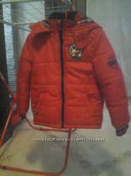 Красивая модная немецкая леми курточка C & A
