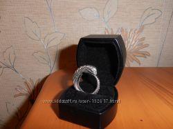 Чужой - кольцо из серебра. Ручная работа