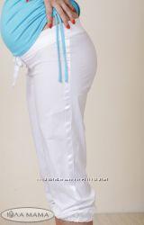 Капри для беременных легкие удобные