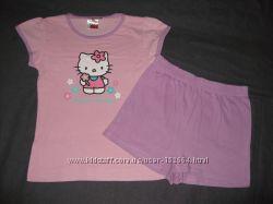 фирменные пижамки на 7-9 лет