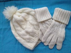 Шапка и перчатки Kira Plastinina