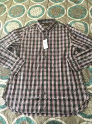 Новая Мужская рубашка Michael Kors оригинал размер L