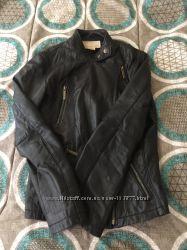 Кожаная куртка Michael Kors Оригинал