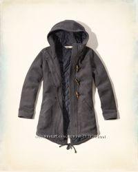 Парка пальто Hollister размер М
