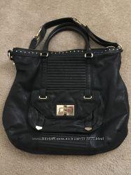 Кожаная сумка Juicy Couture Оригинал