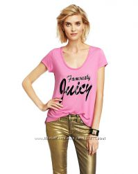 Футболка Juicy Couture Оригинал размер S и М
