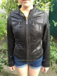 Куртка кожаная Michael Kors Оригинал S