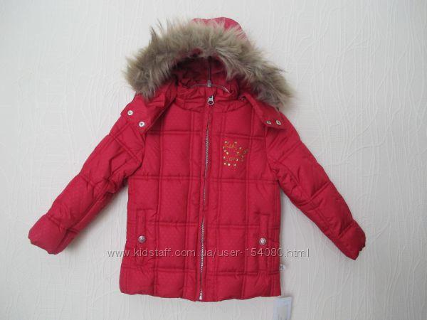 Новая зимняя куртка Kanz. Оригинал. Германия  разм. 80см