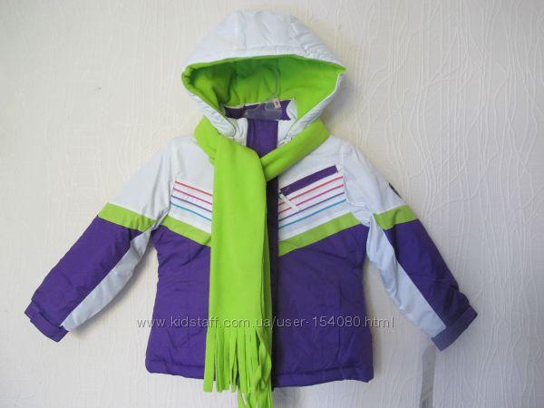 новая зимняя куртка Rothschild. на 4-6лет. Америка