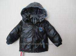 Новая фирменная зимняя 2х-сторонняя куртка Kanz. Оригинал. Германия. р. 80