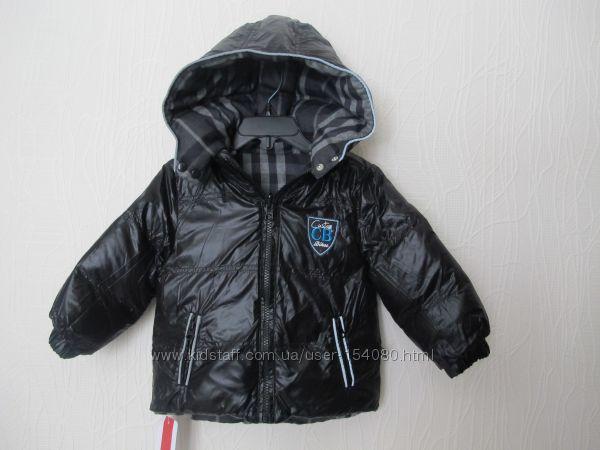Новая зимняя 2х-сторонняя куртка Kanz. Оригинал. Германия. р. 80