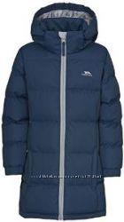 Зимнее пальто на девочку Trespass. на 6-10лет. 3 цвета. Оригинал.