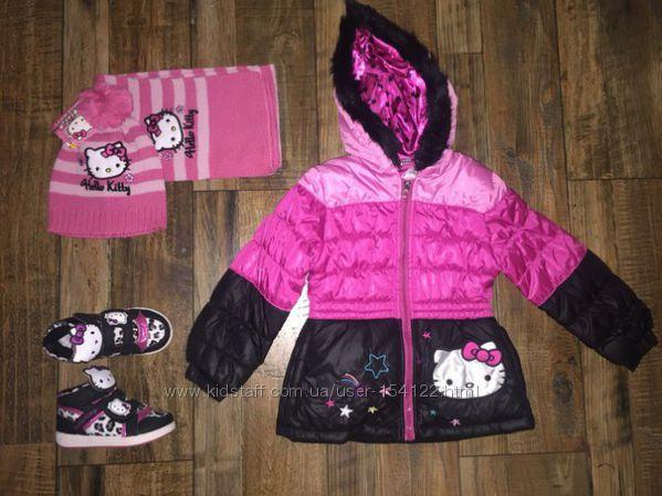 Куртки Hello Kitty