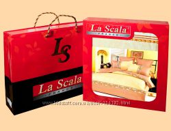 Сатин ТМ La Scala. Низкая цена.