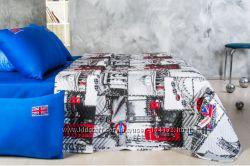 Наборы из одеяла и постельного комплекта тм Идея