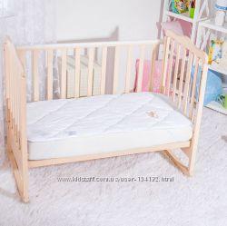 Наматрасники в кроватку 2-х видов, тм Идея