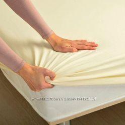 Трикотажные простыни на резинке тм Идея Ideia. Повышенной плотности