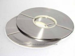 Лента никелевая для точечной сварки, ширина 5мм толщина 0. 1мм