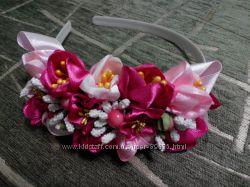 Віночок з квітів