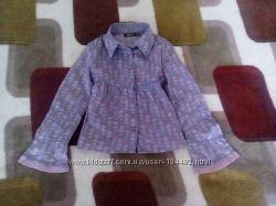 Стильная рубашка Mexx 5-6 лет