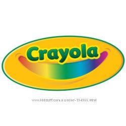 Crayola -краски, мелки, фломастеры, наборы