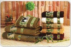 Махровые и бамбуковые полотенца ТАС и Pupilla, качество выше цены