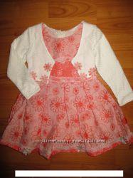 Нарядные платья для девочек.