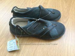Кожаные туфли, 21 см стелька Шалунишка