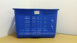 Большие пластиковые ящики curver для быстрого наведения порядка в доме