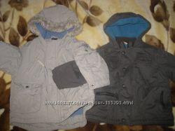 Куртки Next и Mini Mode до 3 лет