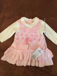 Нежное платьице для маленькой принцессы