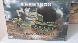 Конструктор Дивизион Танк Т-43