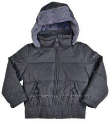 Демисезонная куртка Columbia с шапкой 4-5 лет