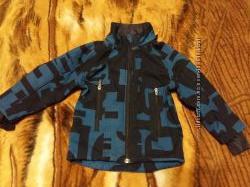 Термо куртка H&M Softshell 1, 5-2 года 92 рост