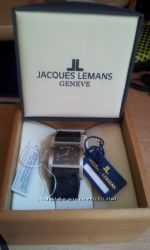 Шикарные часы Jacques Lemans оригинал