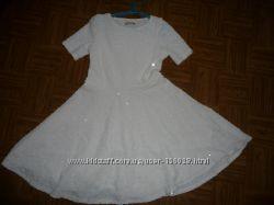 Нарядное вечернее платье Orsay М букли