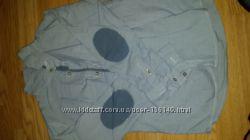 Крутая рубашка Zara 5-6лет