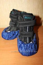 Защитные бахилки на сапожки для деток