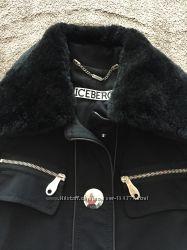Брендовая курточка-жакет ICEBEREG  размер XS-S
