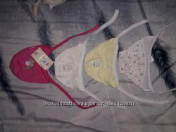 Шапочки для новорожденного